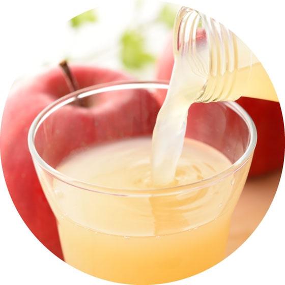 国産りんご酢