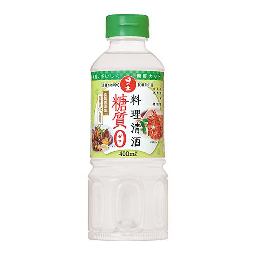 料理清酒糖質ゼロ 400ml
