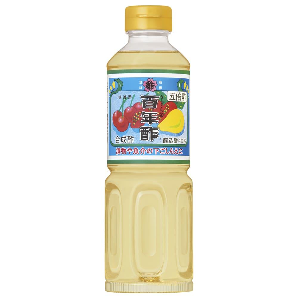 桜印 百年酢 500ml