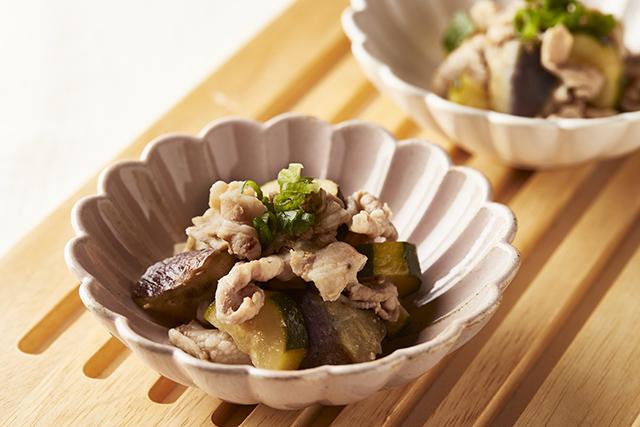 豚肉と野菜 味噌蒸し 日の出レシピ