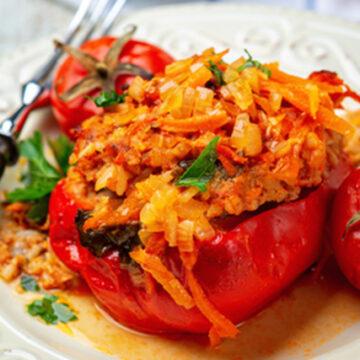 トマトのドルマ