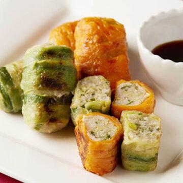 【8月】夏野菜で、ピリ辛中華【今月のメニュー】を公開しました。