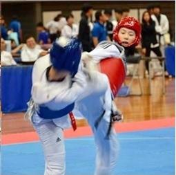 日の出みりんがサポートしている西田選手が東京オリンピックテコンドー競技エキジビションに出場します