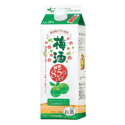 糖質オフ梅酒900ml